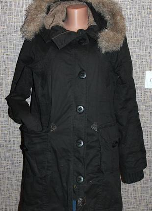 Модная куртка парка umbro