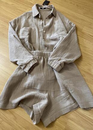 Легкий костюм