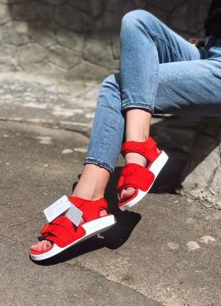 Босоножки женские 💥 adidas топ качество 💥 босоніжки адидас