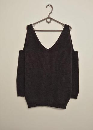 Стильный свитер boohoo