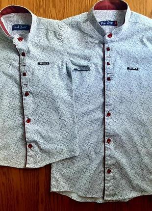 Набір дитячих сорочок для хлопчиків