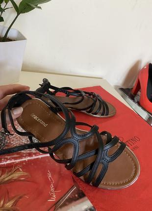 Босоножки сандалии graceland 37р 24см