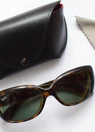 , солнцезащитные очки, окуляри ray-ban 4101, оригинал.