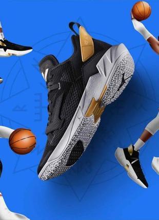 Баскетбольные кроссовки  jordan why not zer0.4