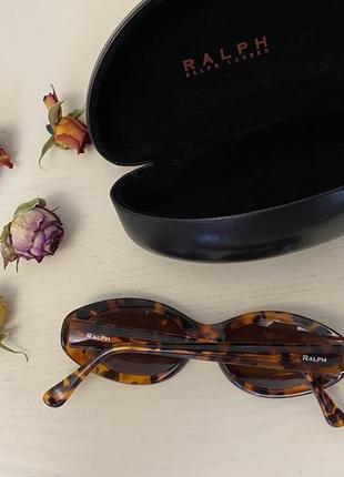 Солнцезащитные очки винтажные оригинал!