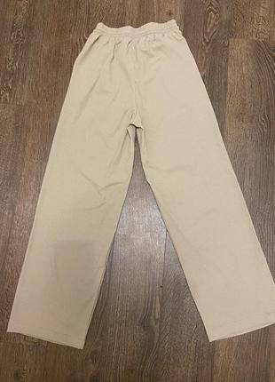 Штаны летние широкие, брюки летние лёгкие, широкі брюки літо