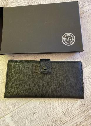 Мужской портмоне кожаный кошелёк мужской клатч