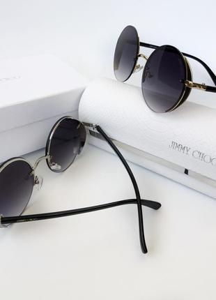 Женские круглые солнцезащитные очки