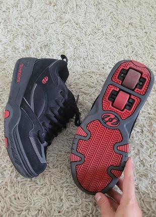 Heelys легендарные роликовые кроссовки с двойным роликом