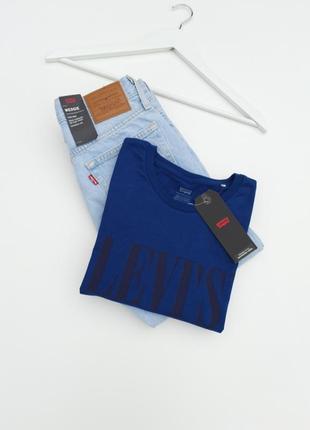 Levi's футболка оригинал