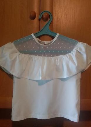 Шкільна блузочка