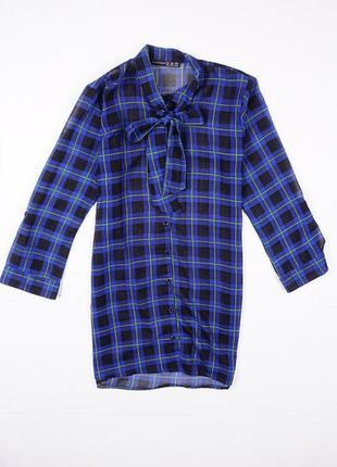 Платье, рубашка, туника женская прозрачная 8, 34, 36 xs, s