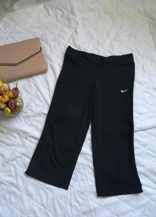 Nike fit лосины-бриджи