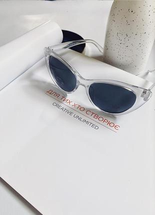 Солнцезащитные очки cat eye svnx united kingdom uv 400