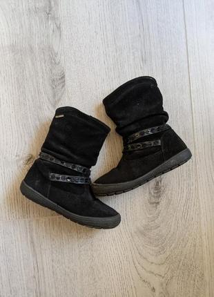 Сапоги primigi ботинки gore-tex