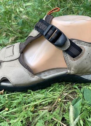 Кожаные сандалии timberland 44 р