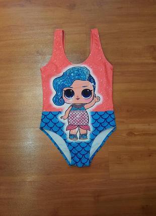 Детский купальник lol