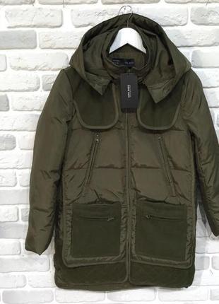 Куртка курточка парка пальто плащ zara