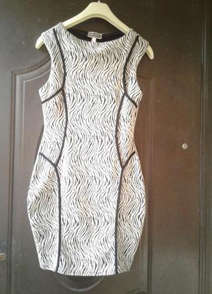 Красивое облегающее платье,m-l
