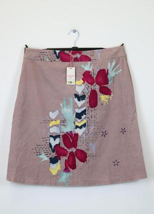 !!!очень красивая теплая юбка!!!