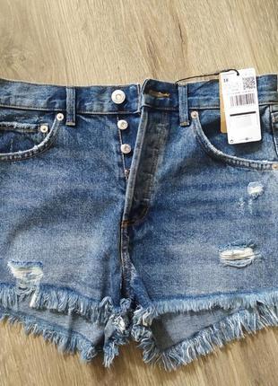 Женские джинсы мом бренд mang0