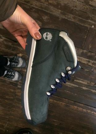 Timberland ботинки 35,5 р
