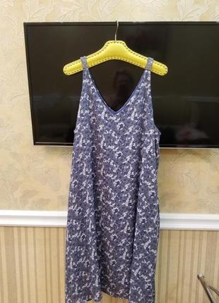 Шикарное платье батального размера