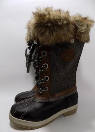 Зимние сапоги, ботинки london fog