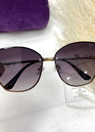 Солнцезащитные очки в стиле dior2 фото