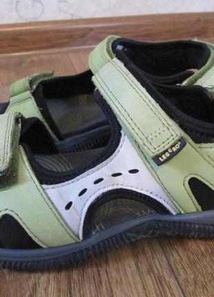 Босоножки сандалии кожаные legero оригинал 38р 24,5см