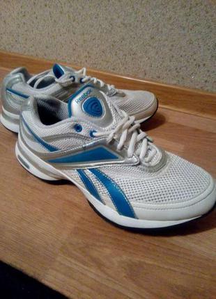 Кроссовки reebok easytone спортивные ортопедическая стелька оригинальные