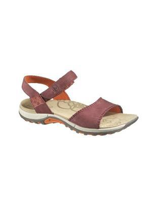 Кожаные оригинальные сандали