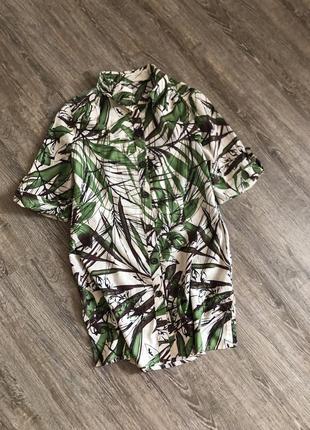 Гарна подовжена сорочечка