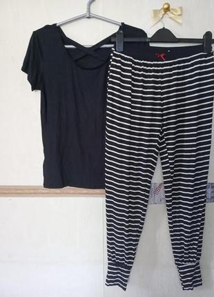 Уютная пижама домашний костюм эсмара3 фото