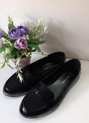 Туфли женские размер 37 лак.