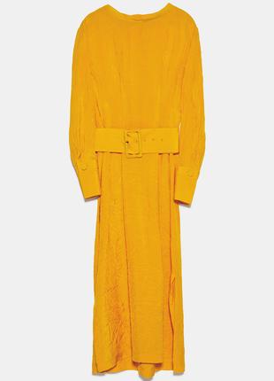 Новое нарядное платье от бренда zara