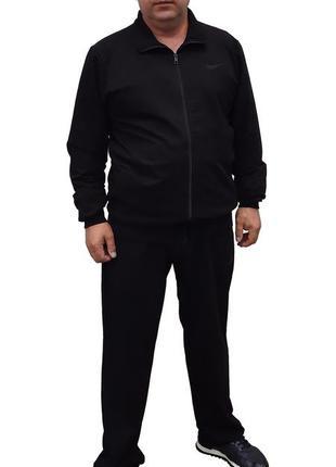 Мужские спортивный костюм nike батального размера