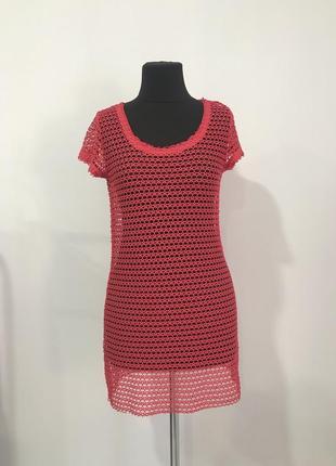 Платье сетка s стрейч esmara
