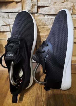 38-39 р. crocs кроссовки, мокасины. кроксы.