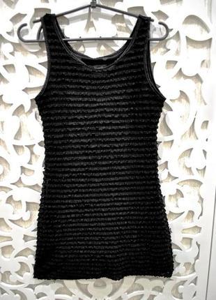 Черное мини платье котельное вечернее по фигуре классика моды облегающее asos