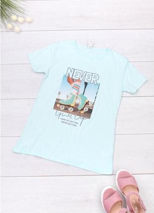 Трендовая винтажная футболка