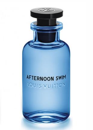 Louis vuitton afternoon swim женский пробник парфюма из дубая. свежий парфюм на лето