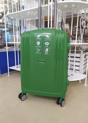 Маленький чемодан,ручная кладь,полипропилен!