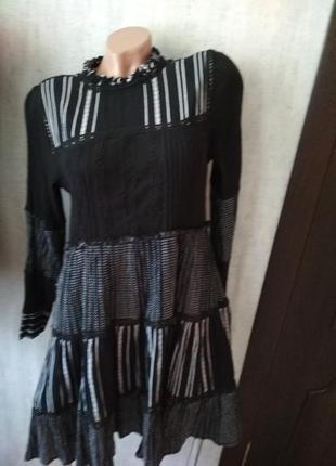 Zara красивое платье