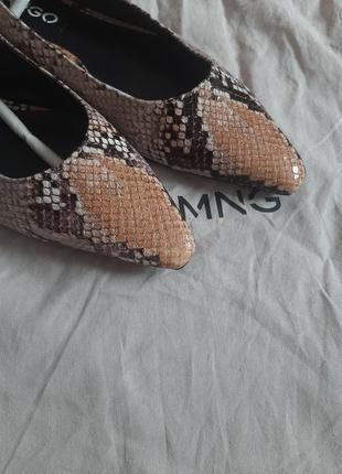 Взуття mango