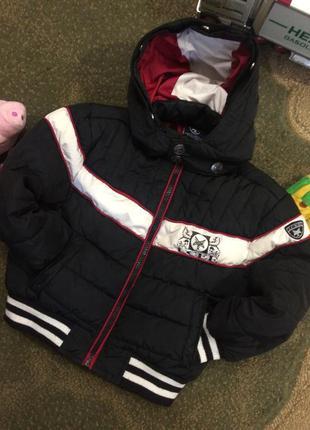 Куртка зимняя limited edition