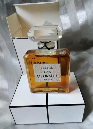 Chanel 5 духи винтаж 28 ml parfum, оригинал, пломба!