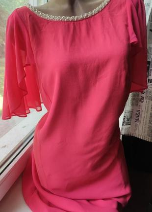 Красивое , нарядное платье