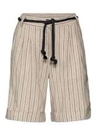 Льняные женские шорты esmara