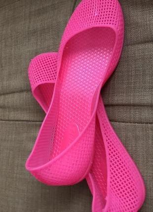 In-ox силиконовые балетки, мыльницы обувь, пляжная обувь